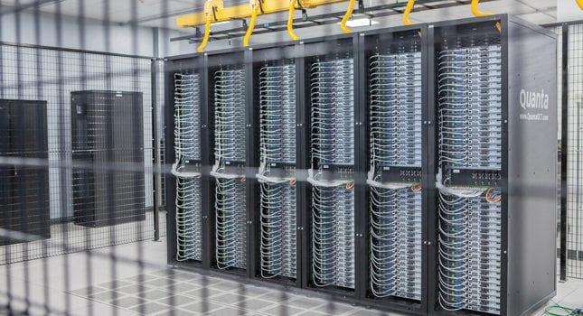 CoreSite data center