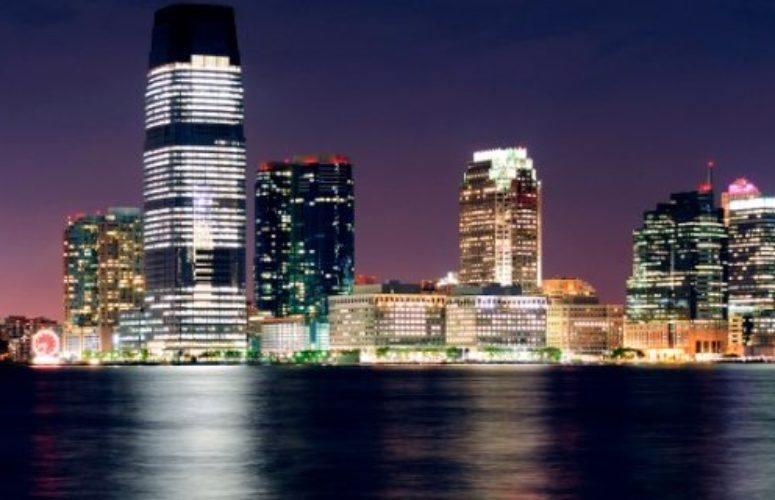 Jersey City's skyline