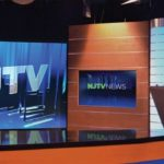 NJTV News' studio in Montclair.