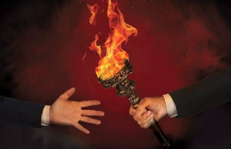 pass torch