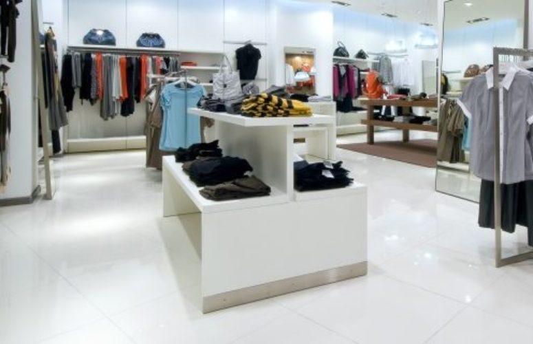 retail shopping store