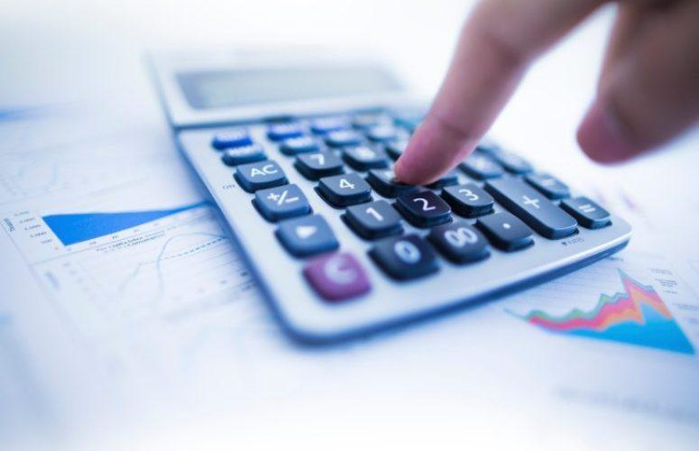 calculator finance