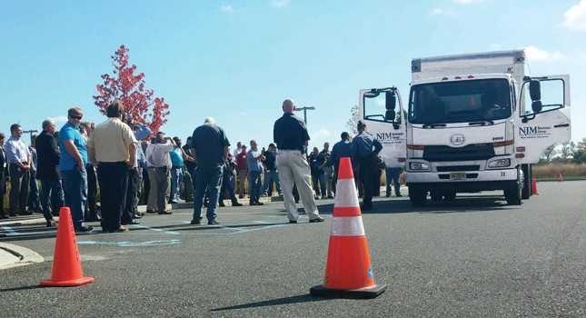 Njbia Event Helps Truckers Keep On Truckin Safely New