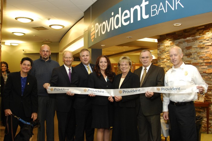 The Provident Bank Celebrates Grand Re-Opening of ...