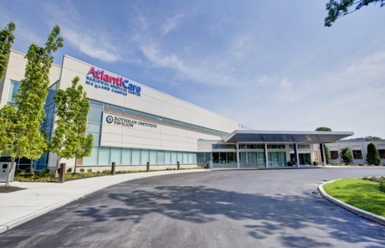AtlantiCare Regional Medical Center, Pomona.