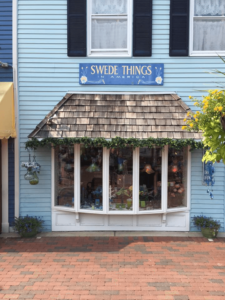 Swede Things in America - Store Front