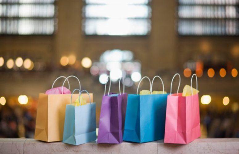 shopping gift bags