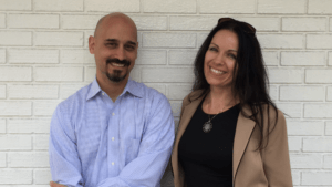 Adam Schnitzler and Denise Blasevick, Co-Founders of The S3 Agency