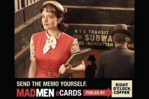 S3 Agency - Mad Men eCard