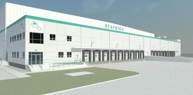 HFF Arranges $23.8M Financing for Development of Cold Storage Facility in Elizabeth - New Jersey Business Magazine & HFF Arranges $23.8M Financing for Development of Cold Storage ...
