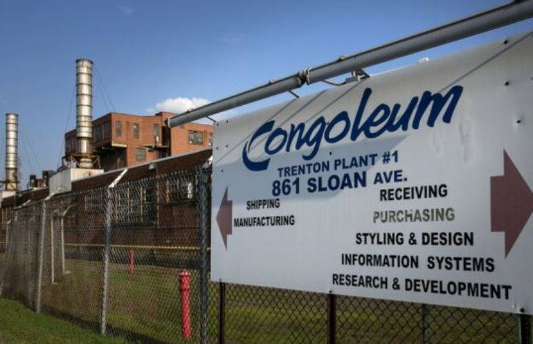 NAI Mertz Sells Former One Million SF Congoleum Site In Hamilton - Congoleum retailers