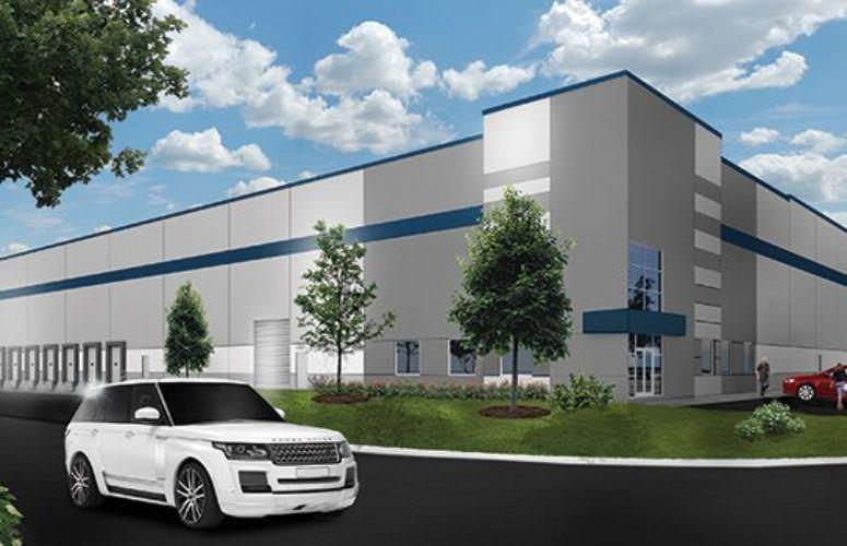 ePort Logistics Center rendering