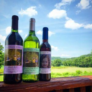 The Pride of the Four Sisters Winery
