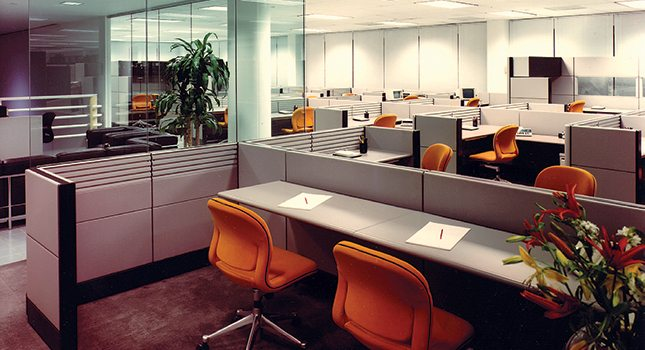 Contemporary Office Design Issues - New Jersey Business Magazine