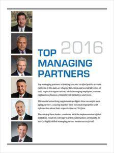Top Managing Partners 2016