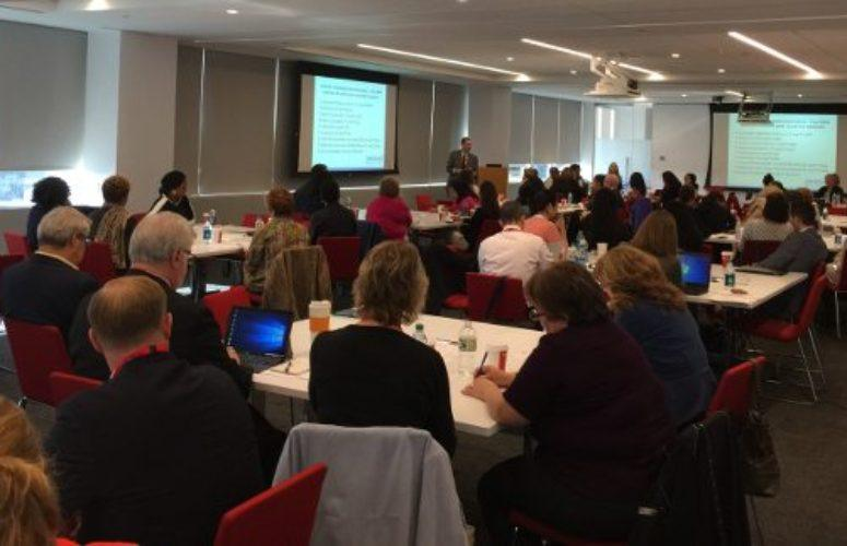 Horizon Blue Cross Blue Shield of New Jersey-hosted Training Gives