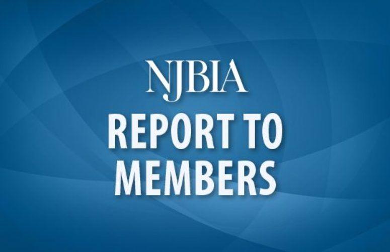NJBIA Report to Members