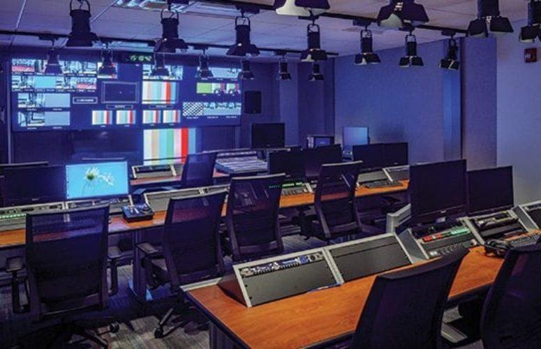 Montclair State University's School of Communication and Media.