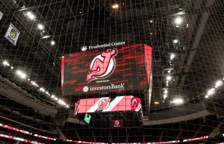 Largest High Definition In Arena Center Hung Scoreboard In