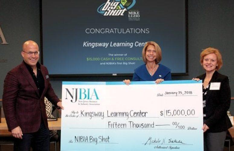 Christine Robinson of Kingsway Leaning Center