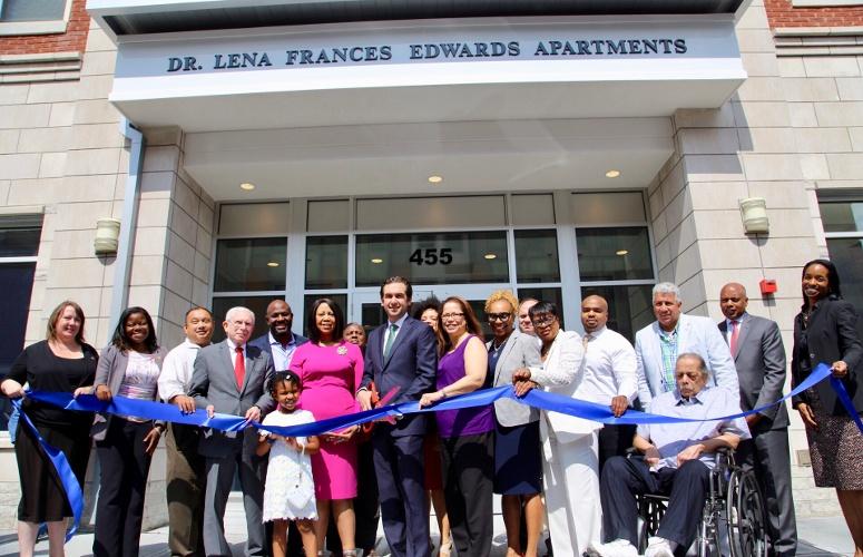 Dr. Lena Frances Edwards Apartments