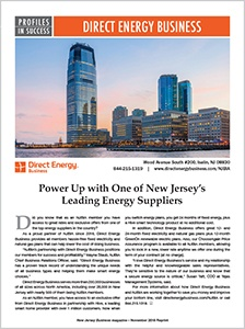 Direct Energy Business - New Jersey Business Magazine