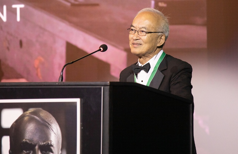 Dr. Alfred Cho