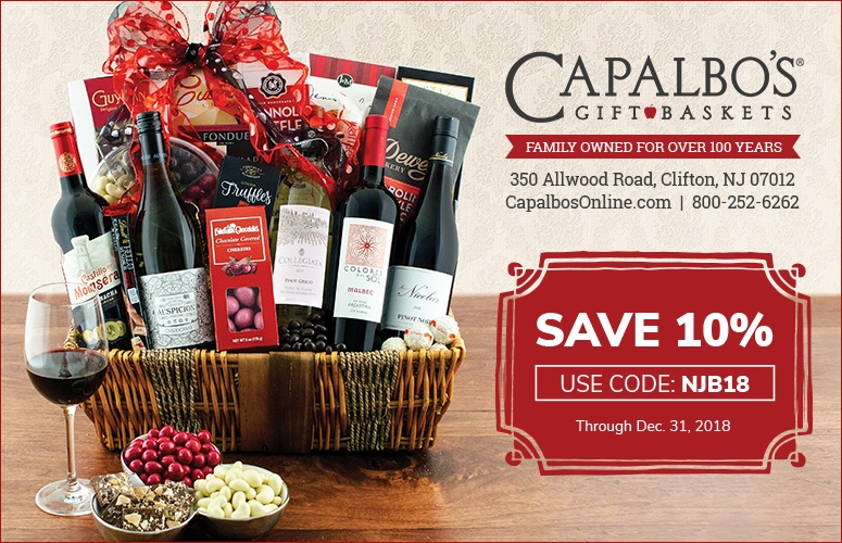 Holiday Gift Giving Made Easy with Capalbou0027s & Holiday Gift Giving Made Easy with Capalbou0027s - New Jersey Business ...