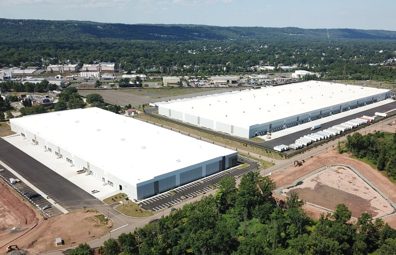 Rockefeller Group Logistics Center