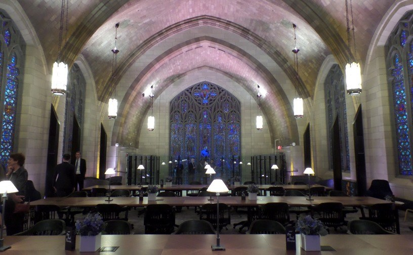 Small Business Banking >> Audible Debuts Innovation Cathedral in Newark - New Jersey Business Magazine