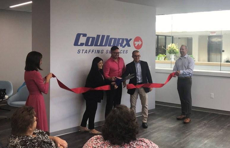 CoWorx Ribbon Cutting