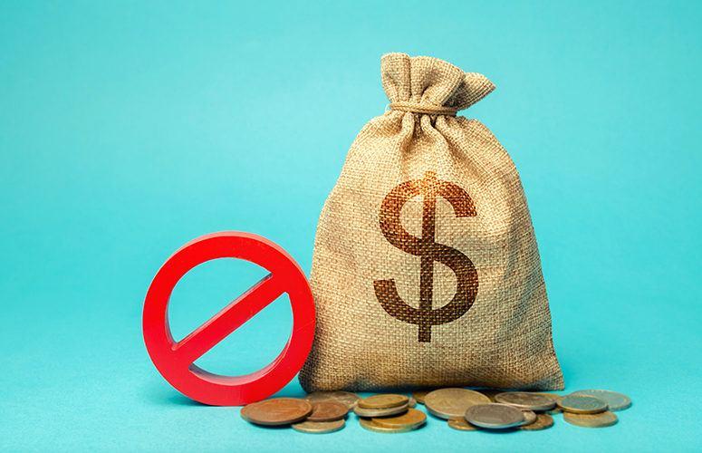 Money Restrictions