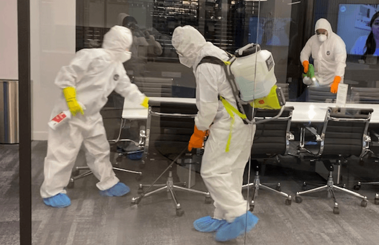 COVID-19 Disinfecting Service Program Introduced by Planned Companies - New  Jersey Business Magazine
