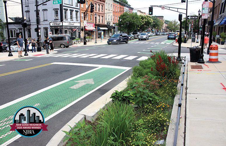 Washington Street Redesign Project