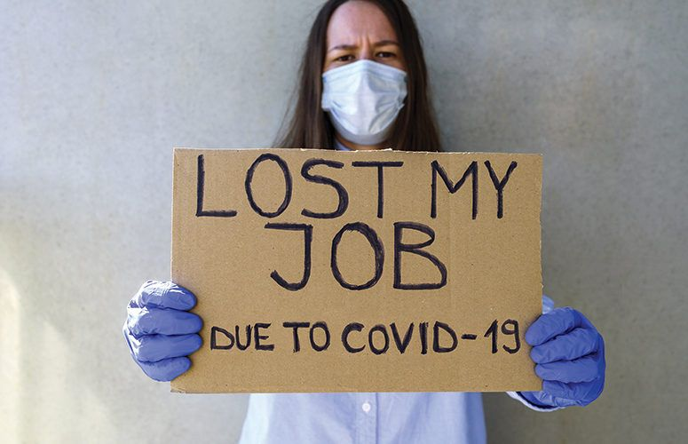 57% of Unemployed Americans Blame COVID-19 for Job Loss - New Jersey  Business Magazine