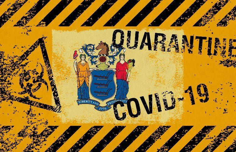 NJ coronavirus quarantine