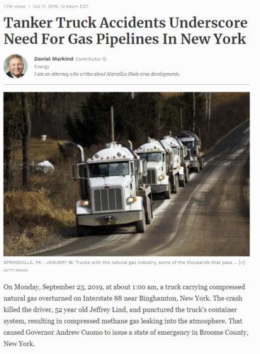 tanker truck accident