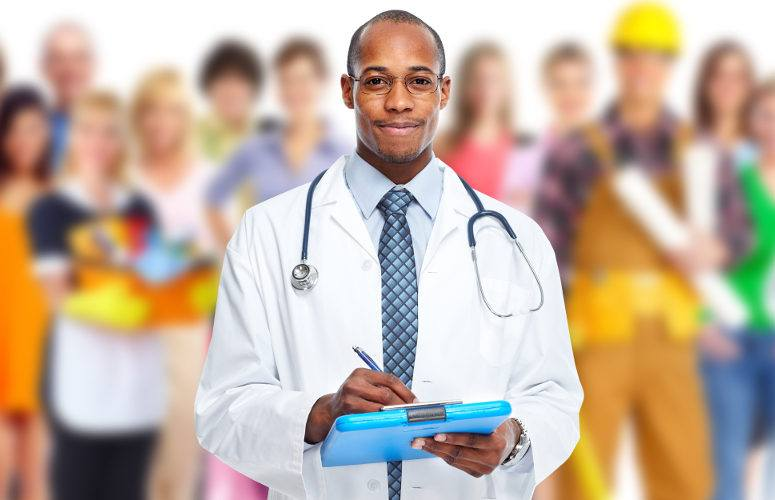 healthcare community