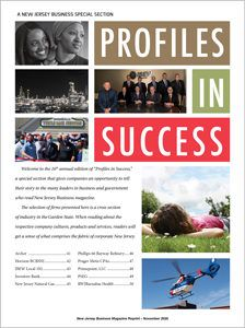 Profiles in Success