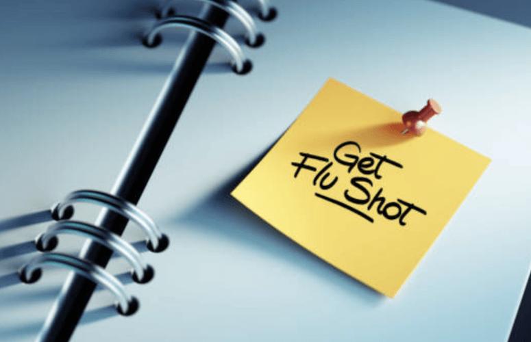 flu shot reminder