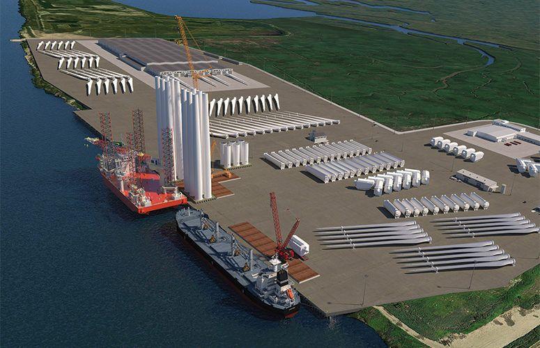 Wind Port