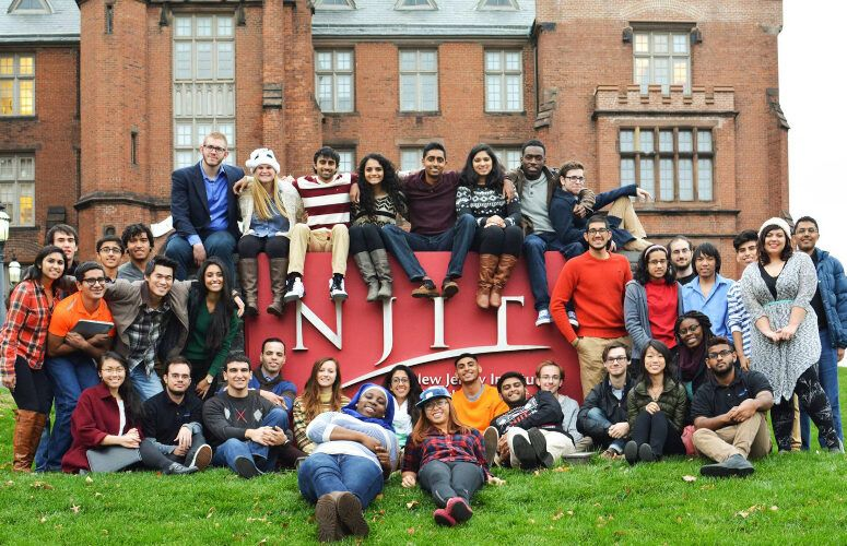 NJIT students