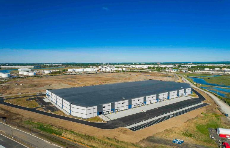 Linden Logistics Center