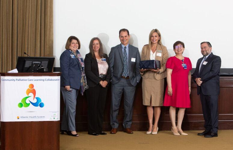 Community Palliative Care Learning Collaborative