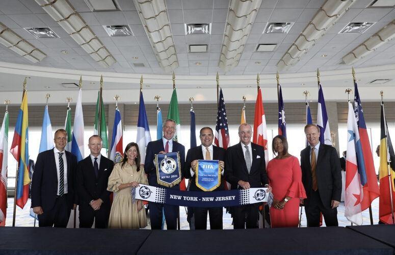 FIFA delegation