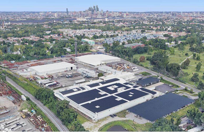 CGS solar project